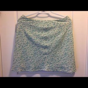 Laisy Hill Mini Skirt